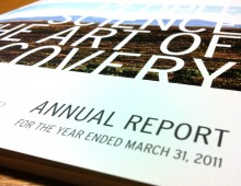 Evolving Gold Annual Report