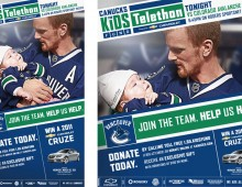 Canucks for Kids Fund Telethon 2011