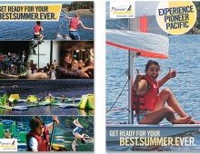 Pioneer Pacific Camp Brochure and Poster 2013