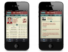 Shnarped Hockey App – iOS