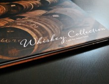 Whiskey Collection Book