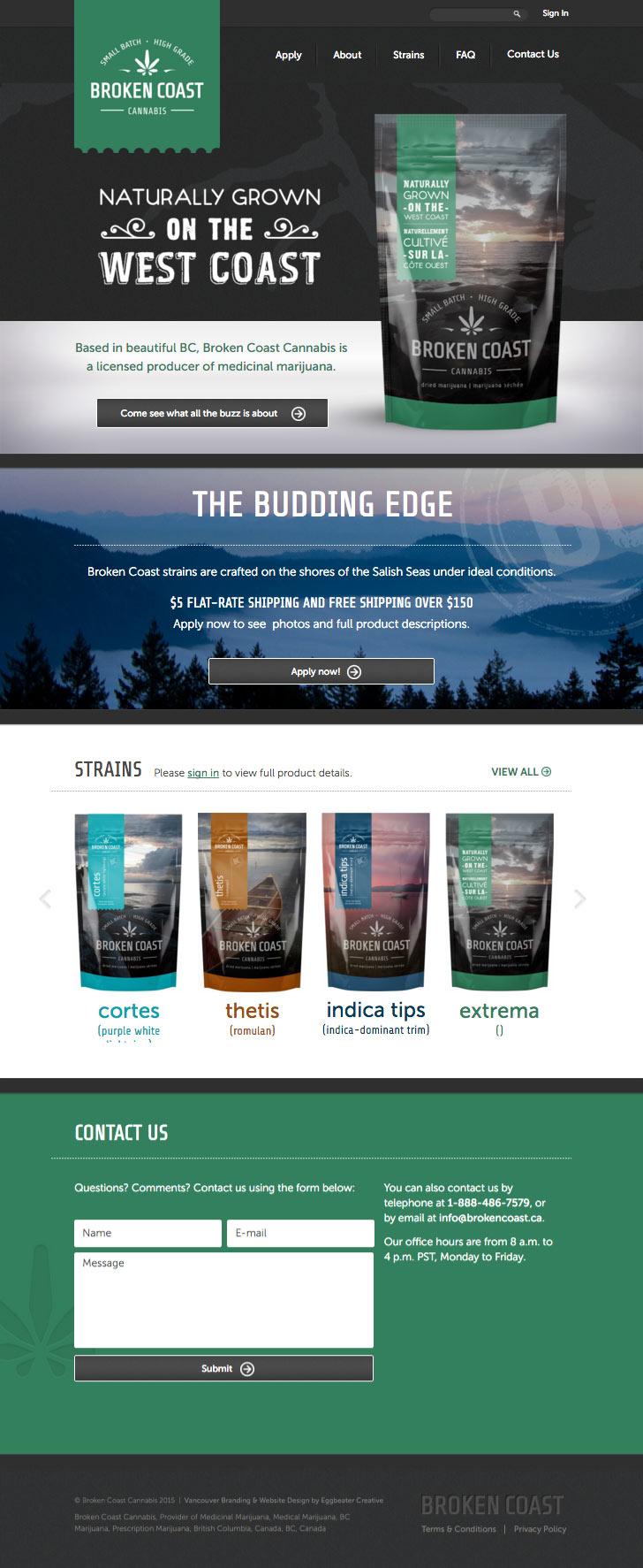 Broken-Coast-Homepage
